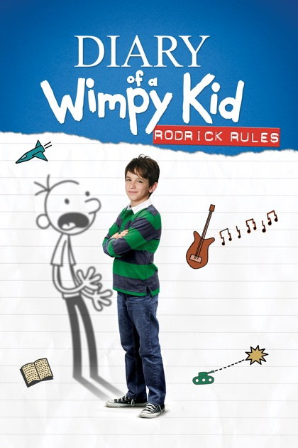 Diary of a Wimpy Kid: Rodrick Rules on iTunes