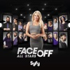 Frightening Families - Face Off Cover Art