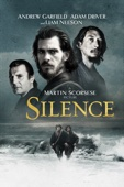 Martin Scorsese - Silence  artwork