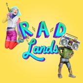 RAD Lands - RAD Lands Cover Art