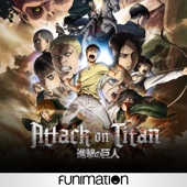 Attack on Titan, Season 2 (Original Japanese Version) - Attack on Titan Cover Art