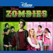 ZOMBIES - ZOMBIES Cover Art