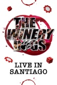 The Winery Dogs - Dog Years: Live In Santiago  artwork
