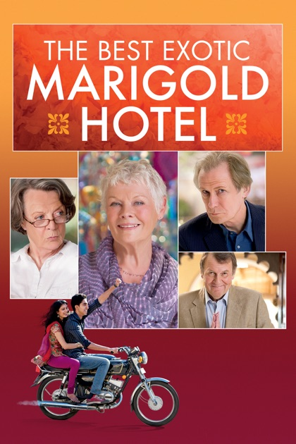 The Best Exotic Marigold Hotel on iTunes