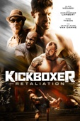 Dimitri Logothetis - Kickboxer: Retaliation  artwork