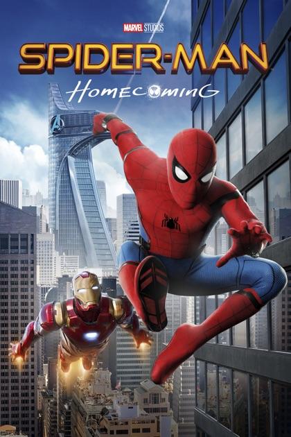 Spider man homecoming sur itunes - Et spider man ...