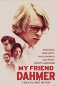 Marc Meyers - My Friend Dahmer  artwork