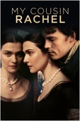 Roger Michell - My Cousin Rachel  artwork
