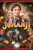 Joe Johnston - Jumanji  artwork