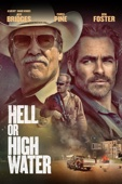 David Mackenzie - Hell or High Water  artwork