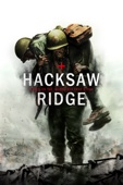 Hacksaw Ridge - Mel Gibson Cover Art