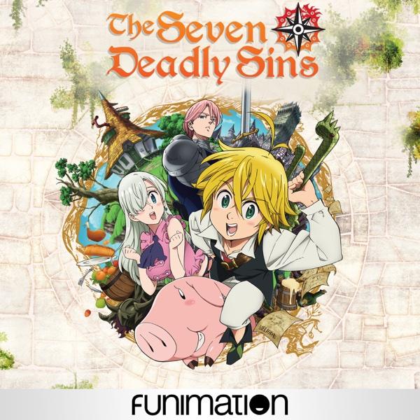 Watch Seven Deadly Sins Episodes