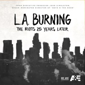 L.A. Burning: The Riots 25 Years Later - L.A. Burning: The Riots 25 Years Later Cover Art