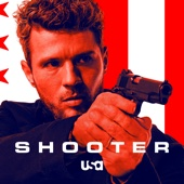 Shooter, Season 2 - Shooter Cover Art