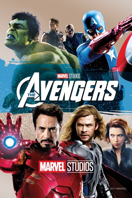 The Avengers: The Avengers On ITunes