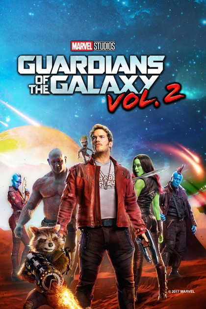 guardians of the galaxy vol 2 on itunes