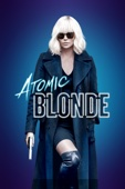 Atomic Blonde - David Leitch Cover Art