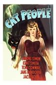 Jacques Tourneur - Cat People  artwork