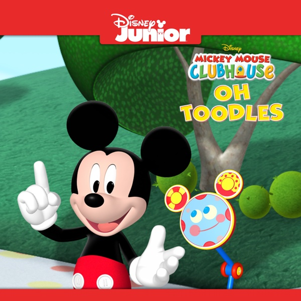 V Mouse Guide Watch Mickey Mouse Clu...