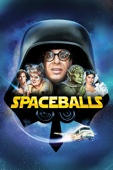 Spaceballs - Mel Brooks Cover Art