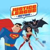 Justice League Action, Season 1 - Justice League Action Cover Art