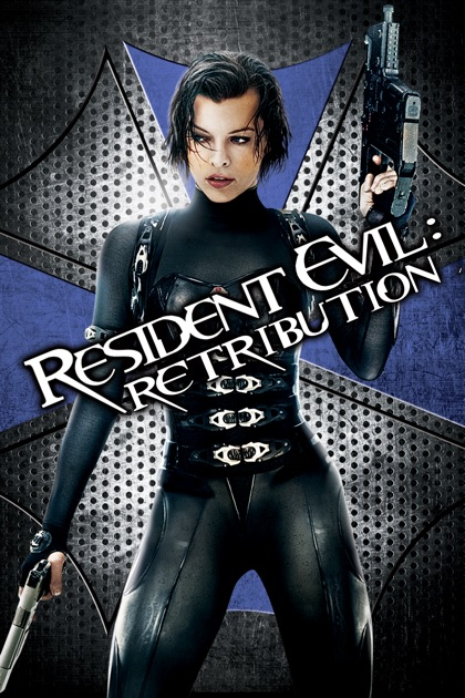 Have won Resident evil retribution movie something