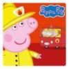 The Fire Engine / Princess Peppa - Peppa Pig Cover Art