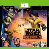 Star Wars Rebels, Season 1 - Star Wars Rebels Cover Art