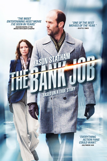 the bank job on itunes