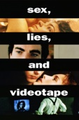 Steven Soderbergh - Sex, Lies and Videotape  artwork