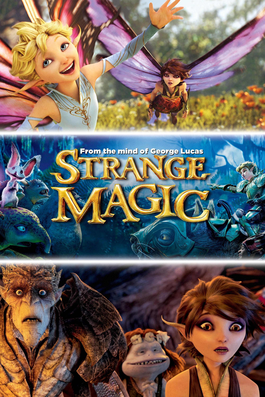 Strange Magic Kinox