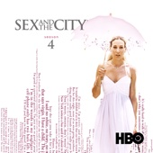 Sex and the City, Season 4 - Sex and the City Cover Art