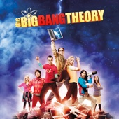 The Big Bang Theory, Season 5 - The Big Bang Theory Cover Art