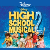High School Musical 2 - High School Musical 2 Cover Art