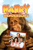 William Dear - Harry and the Hendersons  artwork