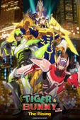 TIGER & BUNNY-The Movie-The Rising