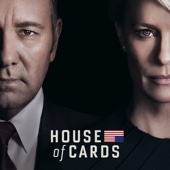 House of Cards, Season 4 - House of Cards Cover Art