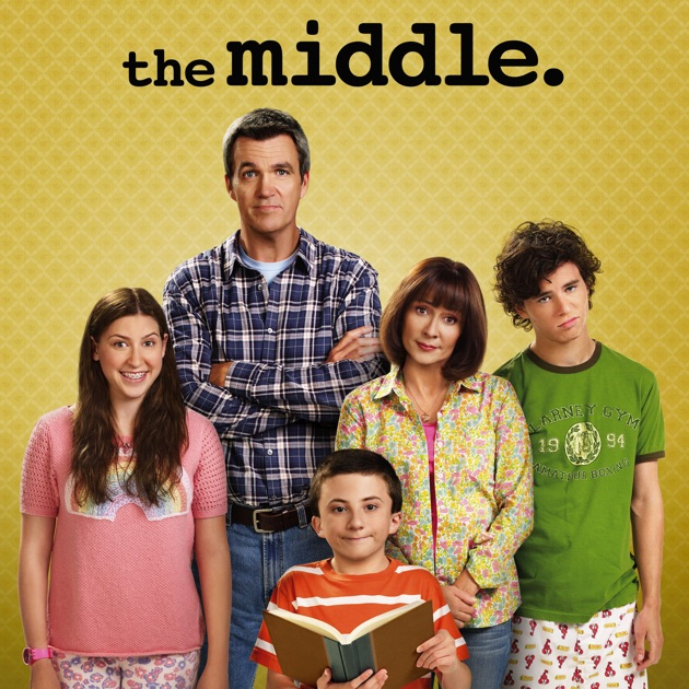 the middle staffel 1