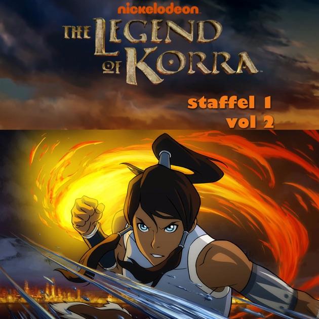 "Avatar 2 Indicator Gana: ""Legend Of Korra, Staffel 1, Vol. 2"" In ITunes"