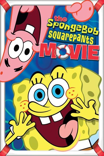 The SpongeBob SquarePants Movie on iTunes