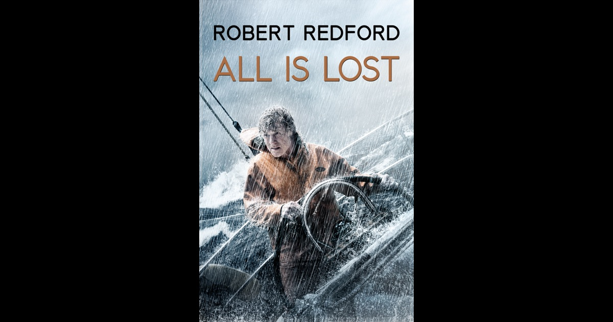 All Is Lost on iTunes