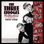 Three Stooges - The Collection 1934-1936 - The Three Stooges Cover Art