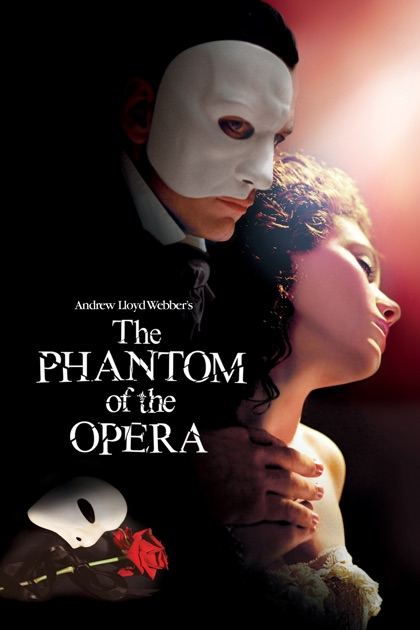 the phantom of the opera 2004 on itunes. Black Bedroom Furniture Sets. Home Design Ideas