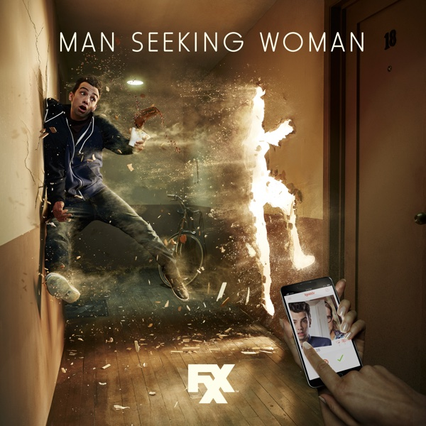 man seeking woman movie trailer Man seeking woman has been met with positive reviews from critics rotten tomatoes gives the first season of the show a rating of 81% man seeking woman on imdb.