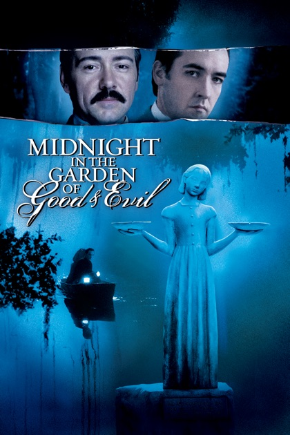 Midnight in the garden of good and evil on itunes for Midnight in the garden of evil