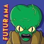Futurama, Season 2 - Futurama Cover Art