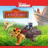 The Lion Guard, Vol. 1 - The Lion Guard Cover Art