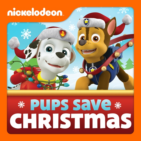 paw patrol pups saves christmas