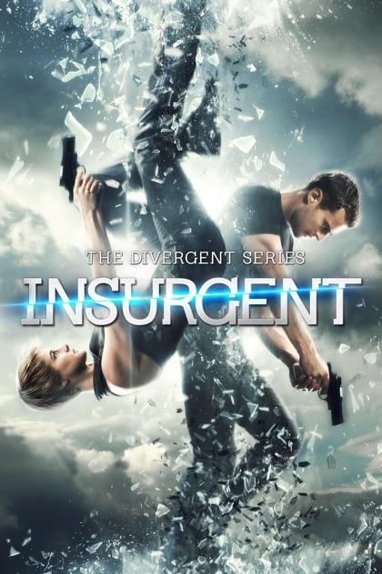 The Divergent Series Insurgent On Itunes