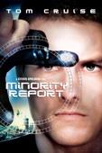Minority Report - Steven Spielberg Cover Art